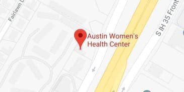 Austin Women's Health Google Maps location